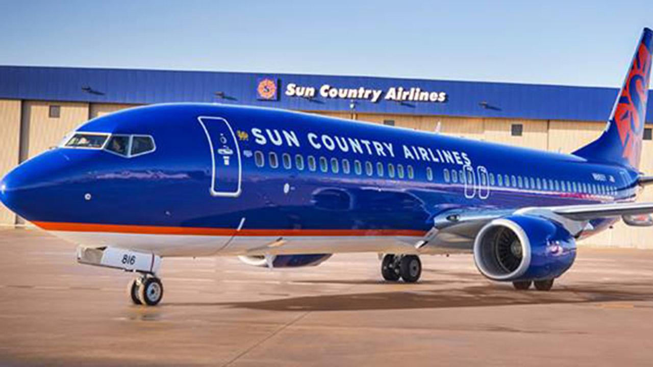 Aerolínea Sun Country deja varados a cientos de pasajeros en México