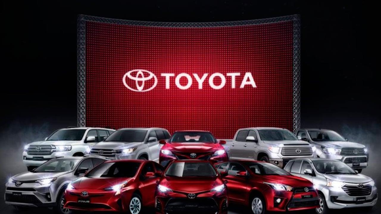 Toyota quiere vender autos que se comuniquen entre sí en 2021