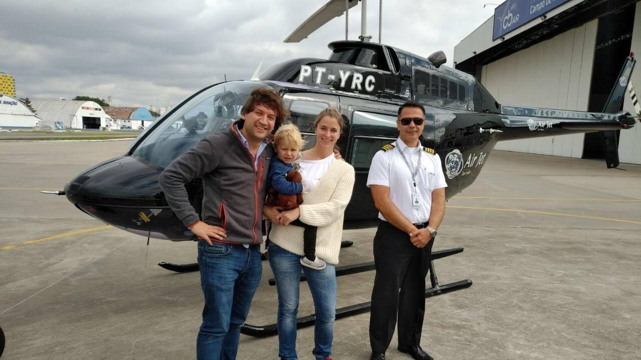 El taxi aéreo de Voom aterriza en México; del AICM a Interlomas en 12 minutos
