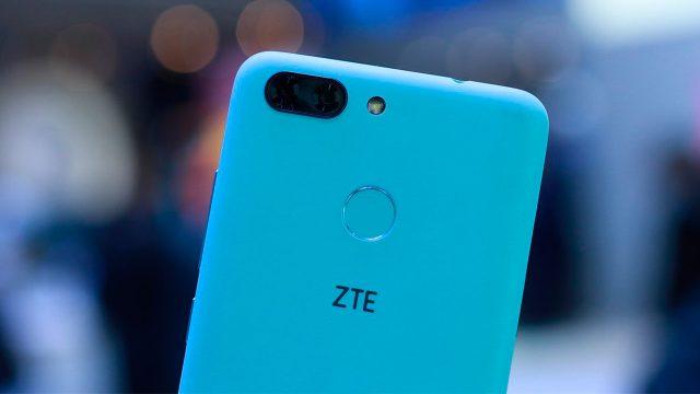 Prohíbe a empresas estadounidenses vender productos a ZTE