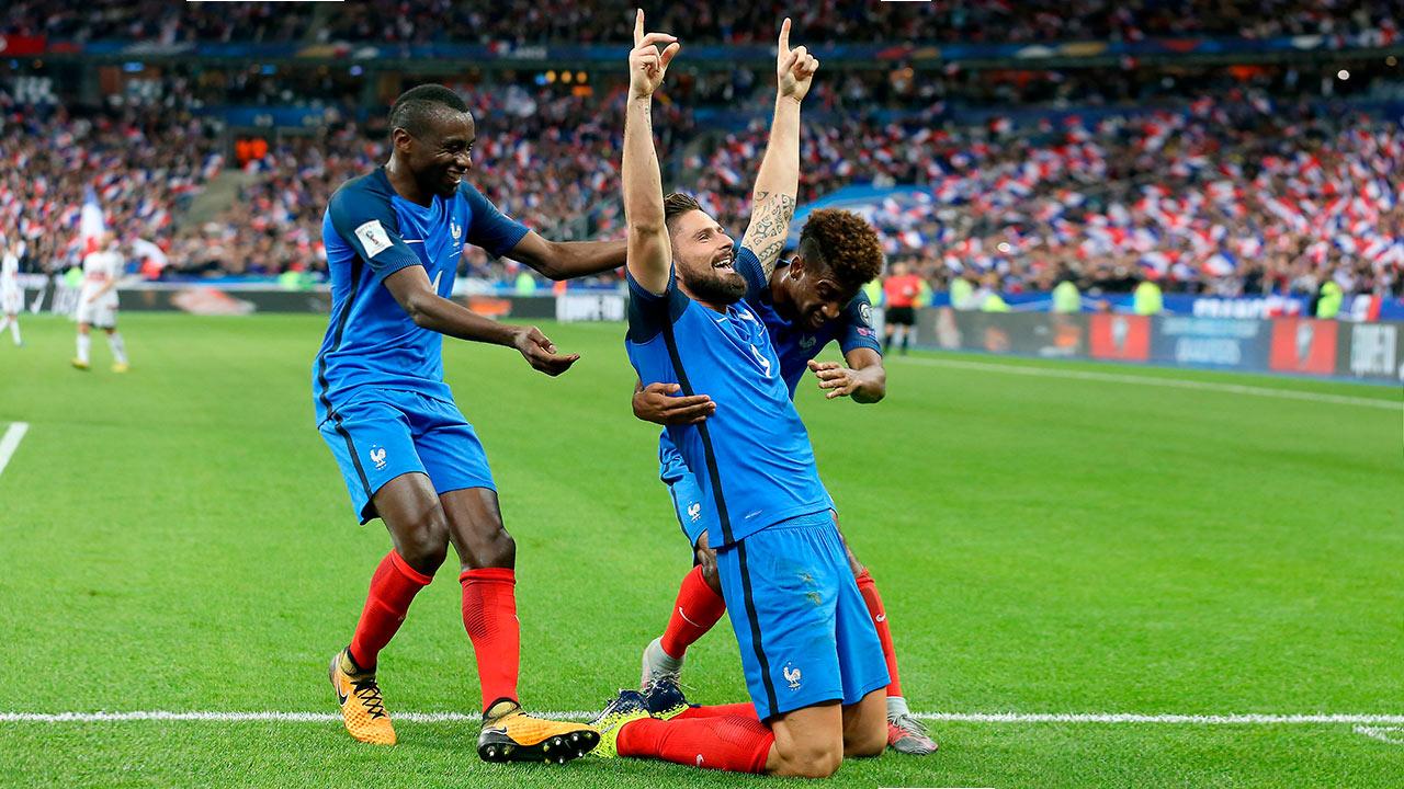 Uruguay y Francia: dos campeonas frente a frente