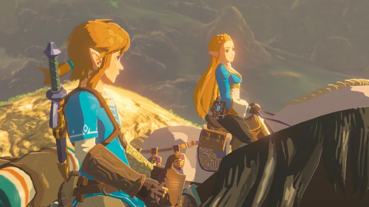 Zelda: Breath of the Wild a un año de distancia