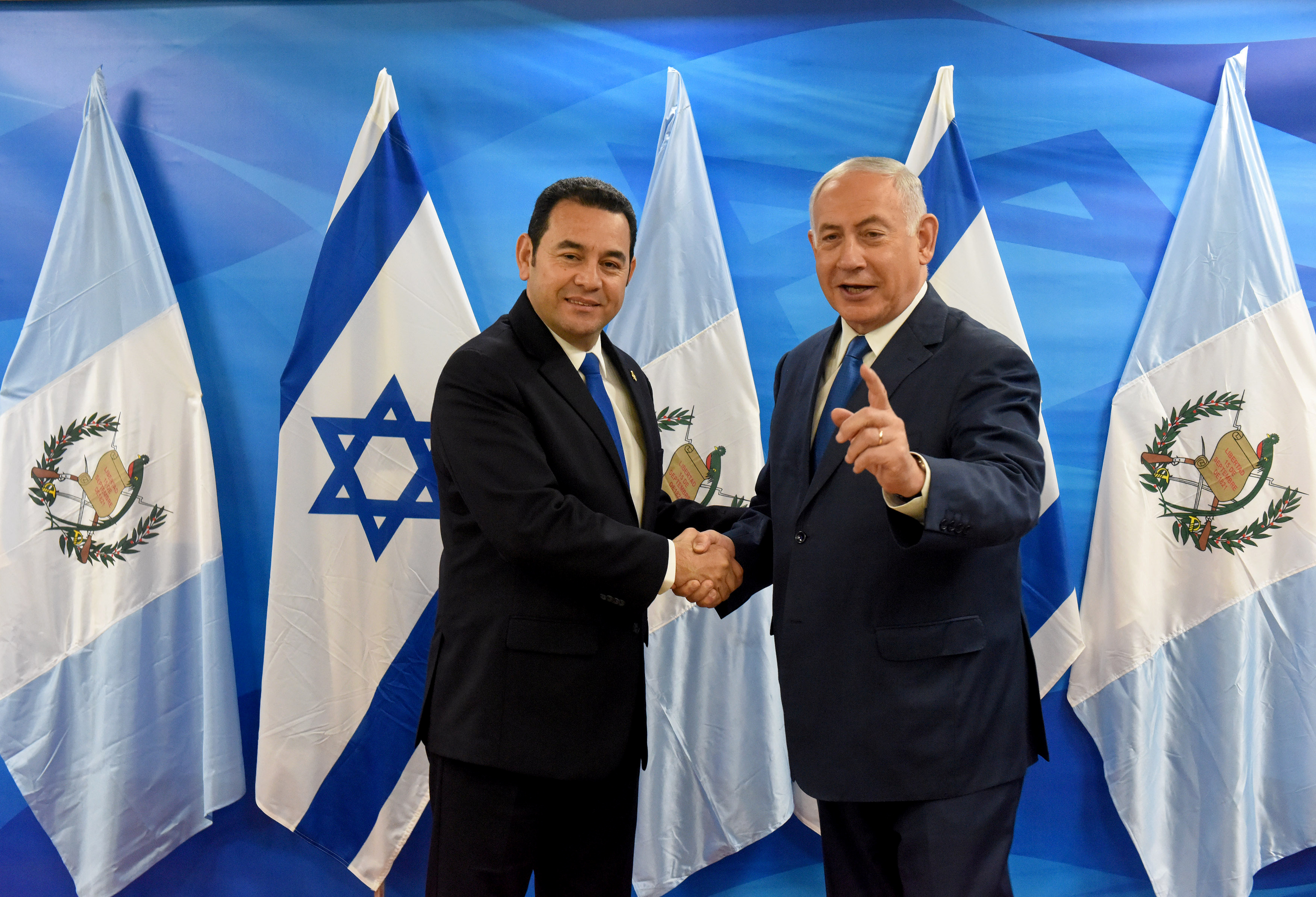 Liga Árabe finiquita cooperación con Guatemala tras apertura de embajada