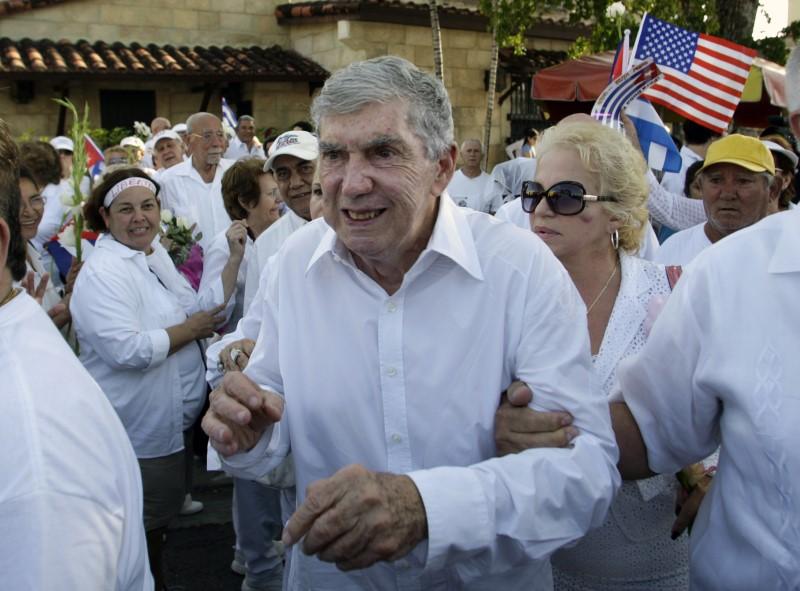Fallece Posada Carriles, enemigo del gobierno cubano
