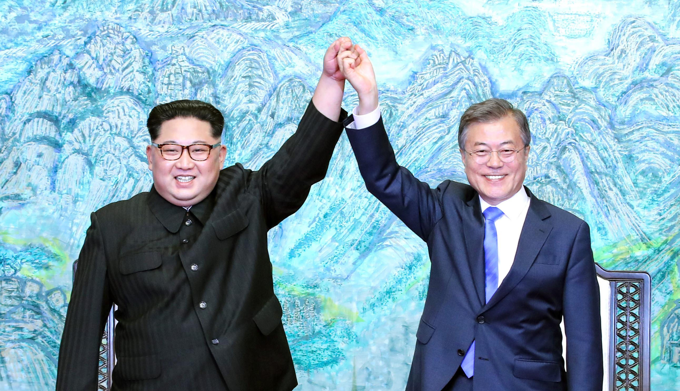 Nueva cumbre entre líderes de Coreas se realizaría en septiembre