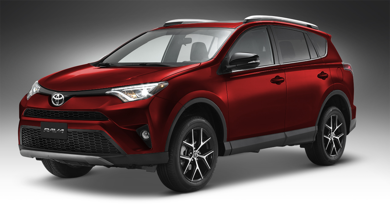 RAV4 de Toyota: el compañero de aventura definitivo