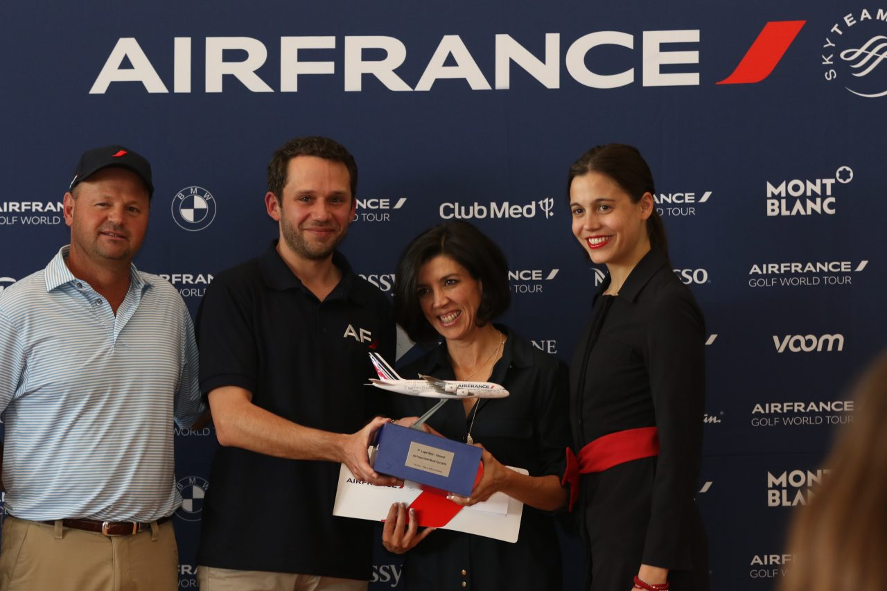 El Air France Golf World Tour aterriza en la Ciudad de México