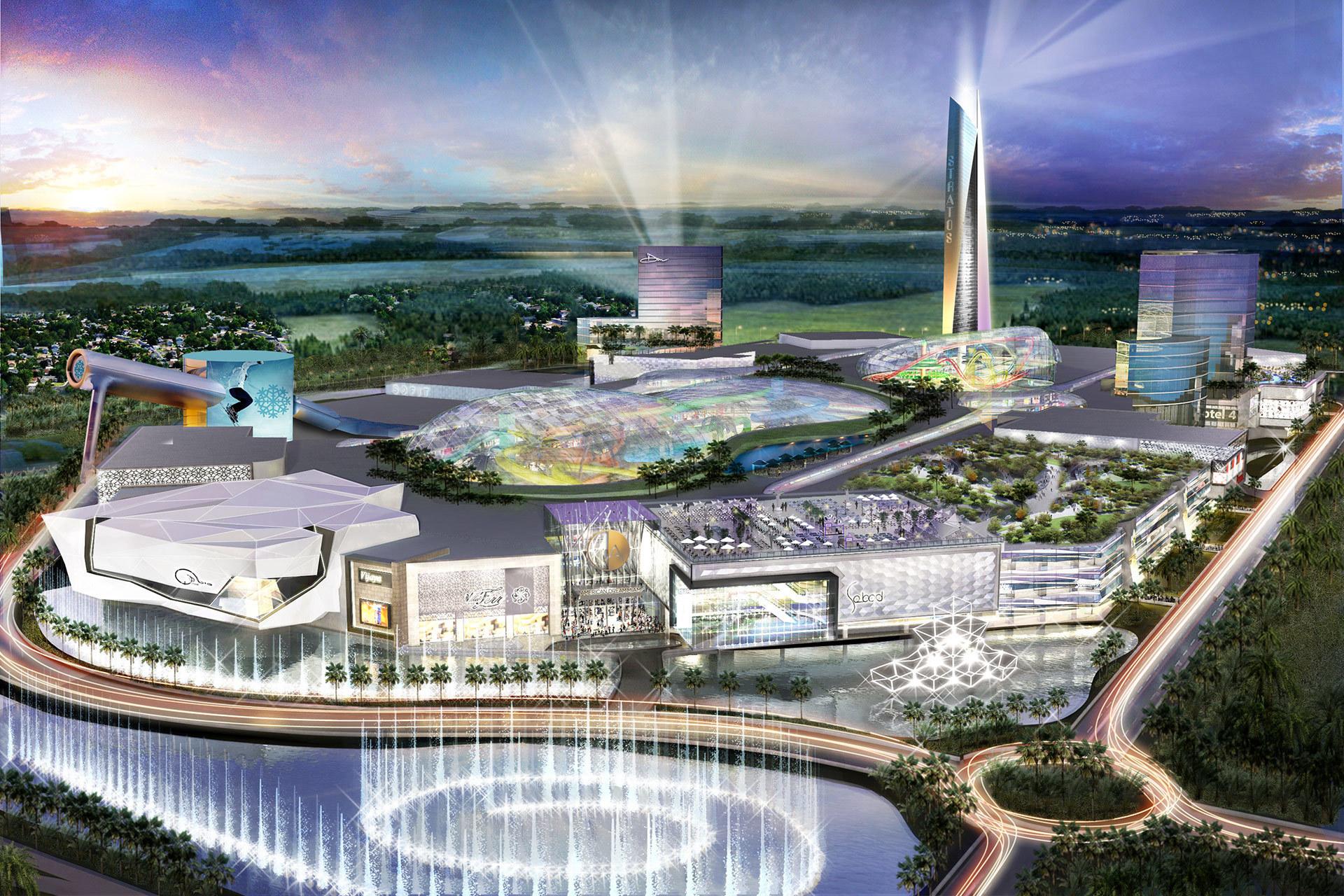 American Dream Miami, el centro comercial más grande de EU será una realidad