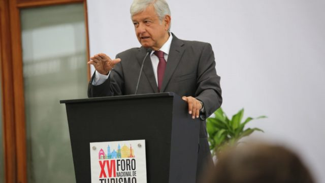 'Actitud violenta de AMLO pone en riesgo el empleo de la gente'