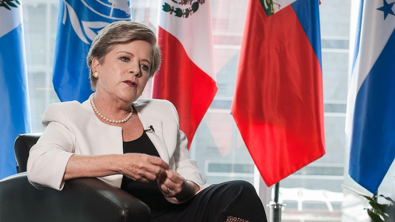 EXCLUSIVA: Alicia Bárcena no planea aceptar la propuesta de AMLO