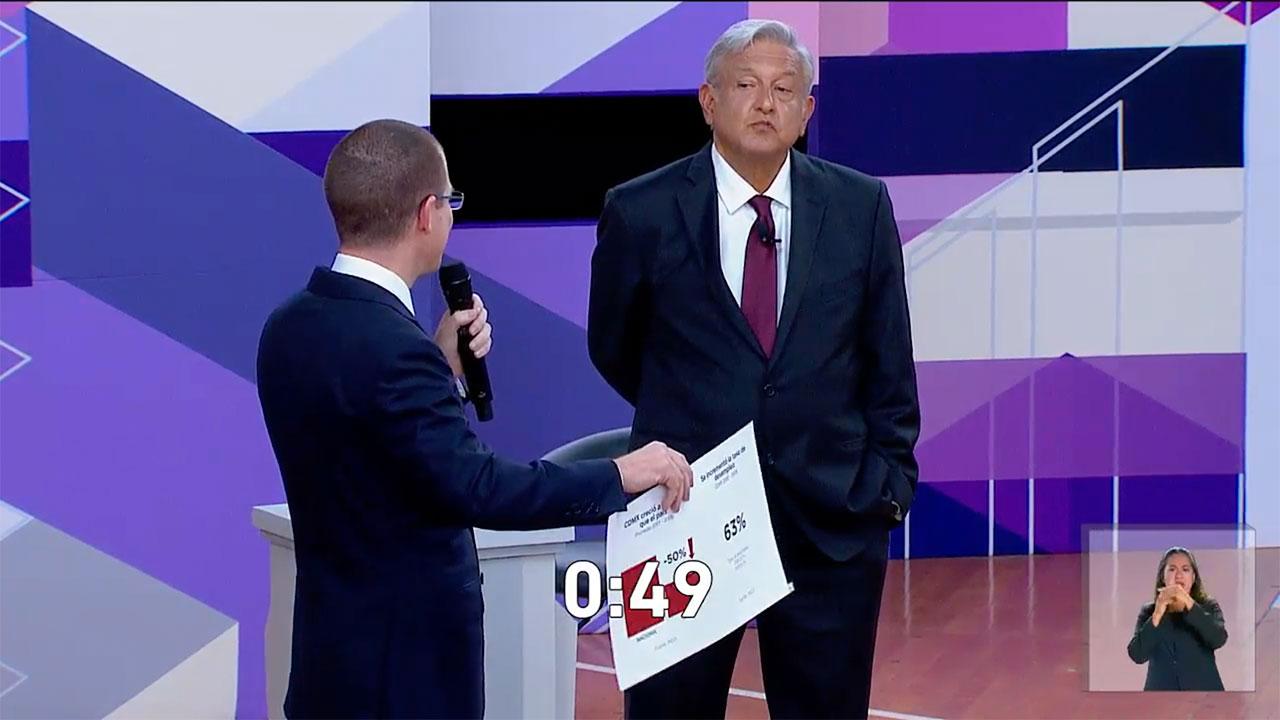 En el segundo debate siguieron los ataques entre los 4 candidatos