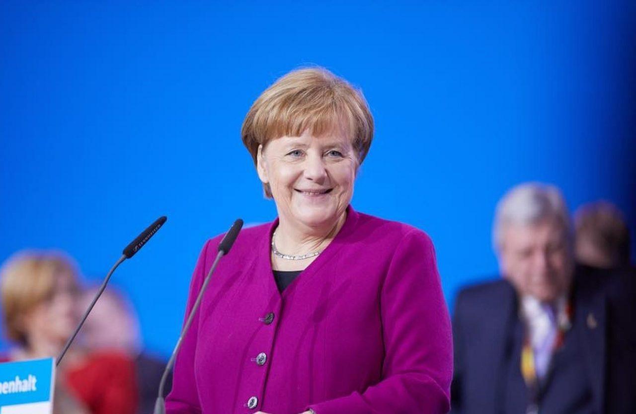 Por problemas técnicos Merkel tuvo que cambiar de avión rumbo al G20