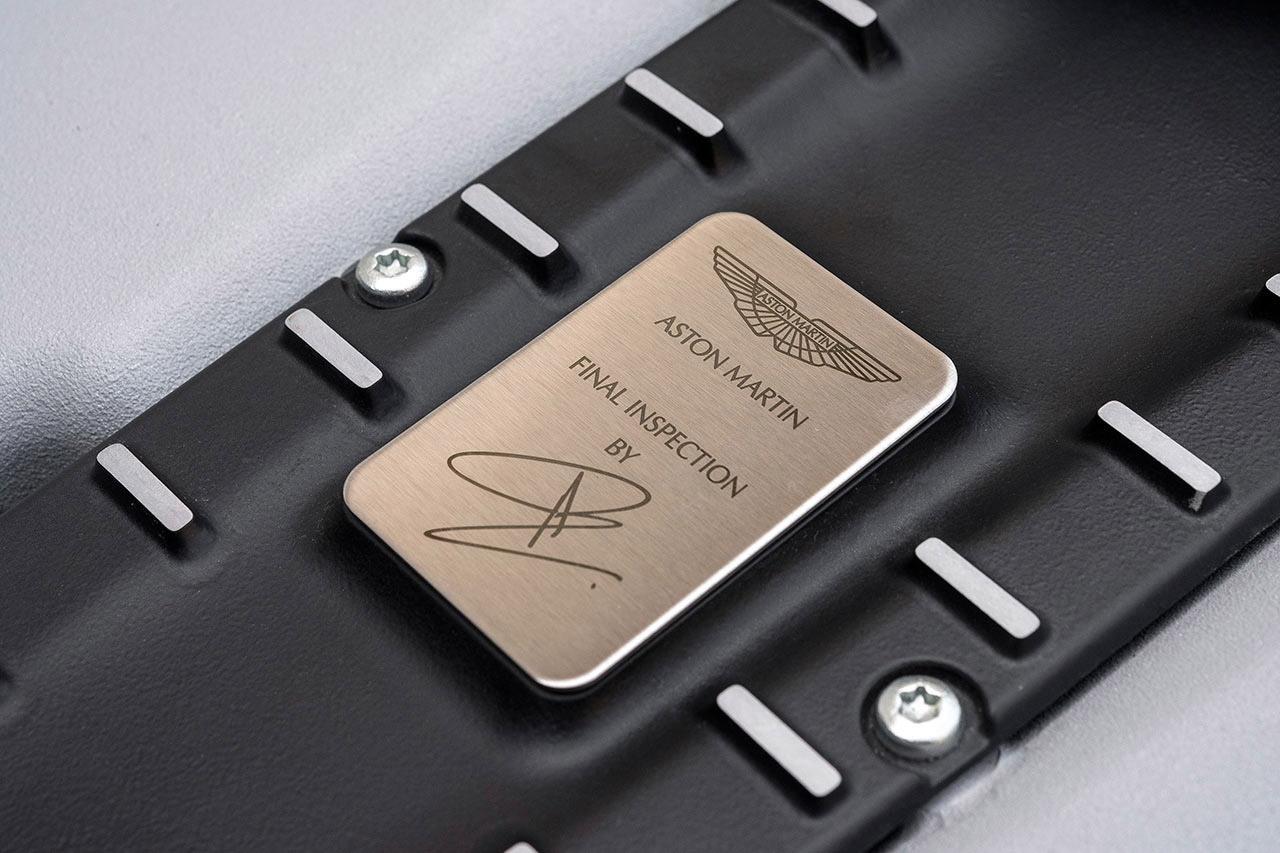 Foto: Max Earey/Aston Martin.