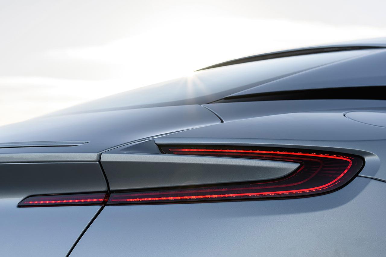 DB11, detalle. Foto: Max Earey/Aston Martin.