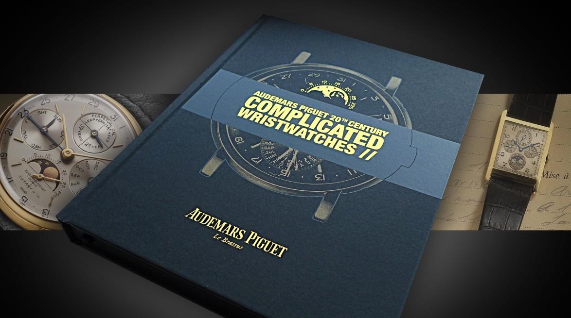 Audemars Piguet lanza su primer libro de alta relojería