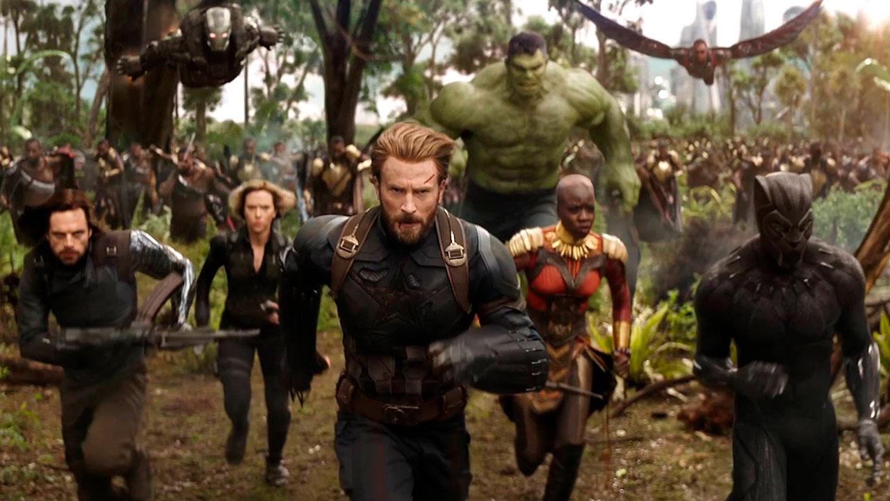 'Avengers: Infinity War' y el juego de las estrellas