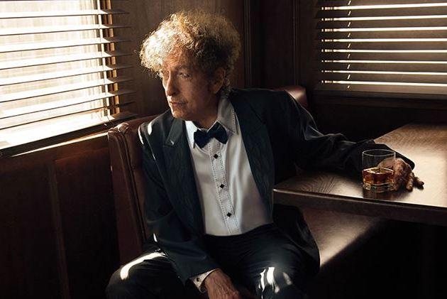 Este whisky es la nueva composición de Bob Dylan