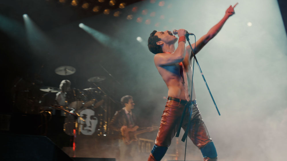 Bohemian Rhapsody, la película, Queen playlist Spotify