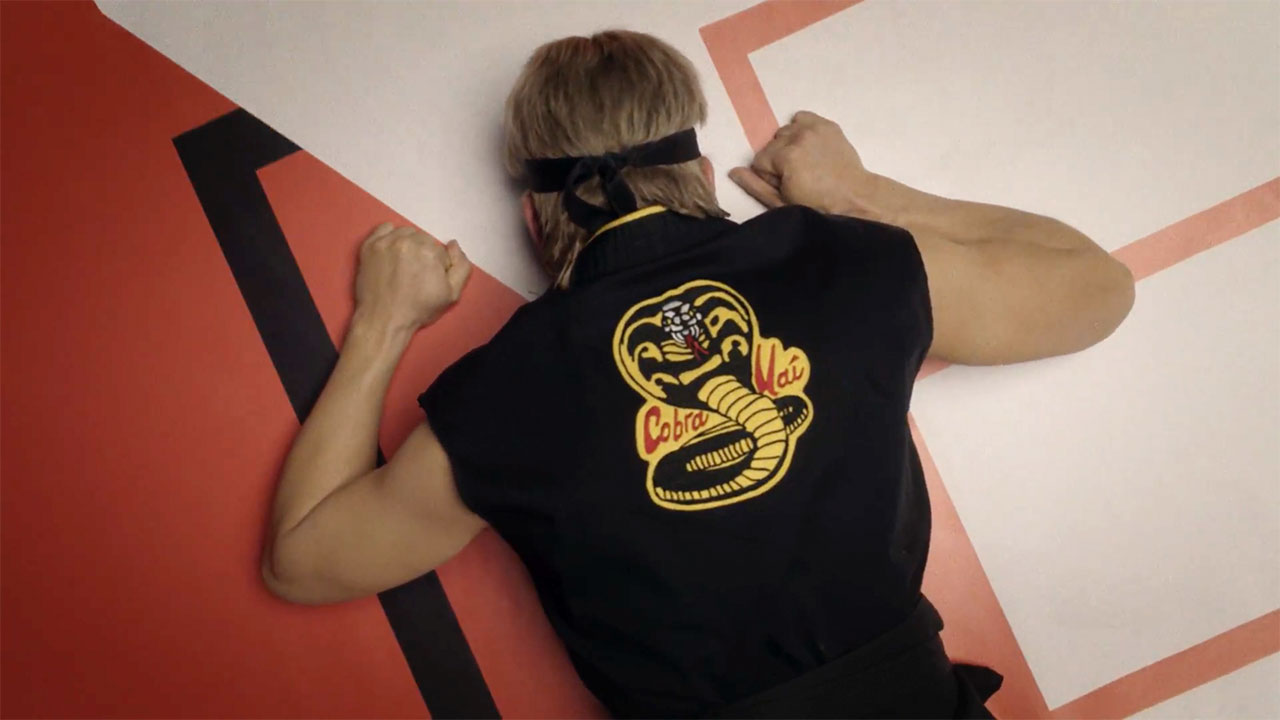 Nostalgia de 'Cobra Kai' y regreso de 'Karate Kid'