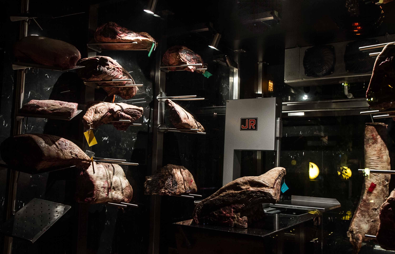 carnívoro, carnes maduradas