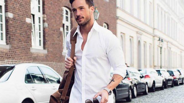 Te Contamos Todo Sobre Cómo Vestir Bien Una Camisa Blanca