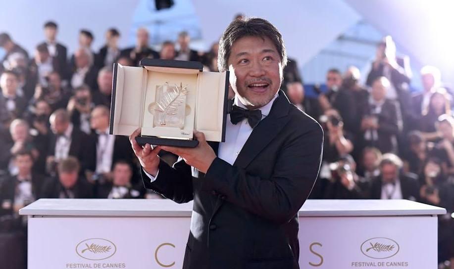 Película japonesa gana la Palma de Oro de Cannes