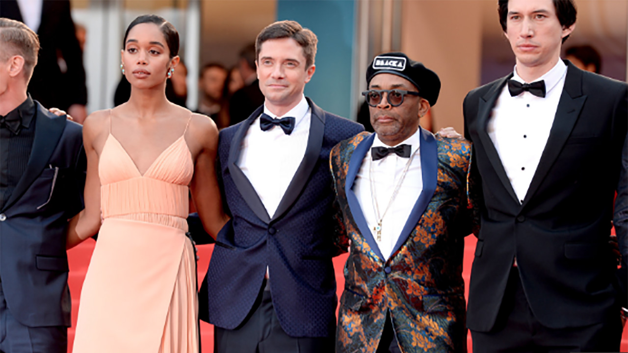 Cannes, cine, Spike Lee
