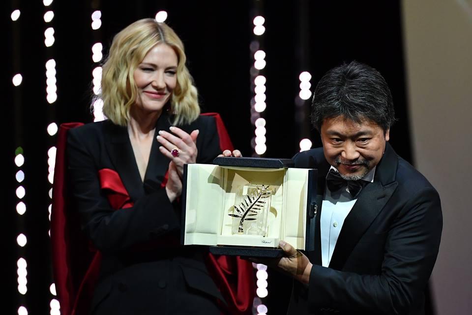 Cannes Palma de Oro
