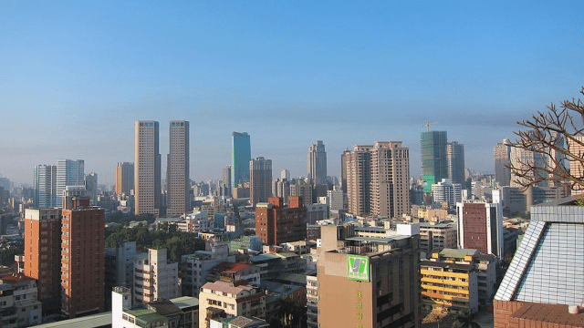 Taichung ciudad del futuro