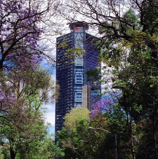 arquitectura, diseño, Torre BBVA Bancomer, RIBA, edificio