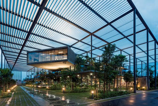 arquitectura, diseño, RIBA, Malasia, edificio