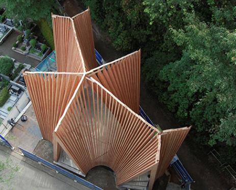 arquitectura, diseño, RIBA, edificio