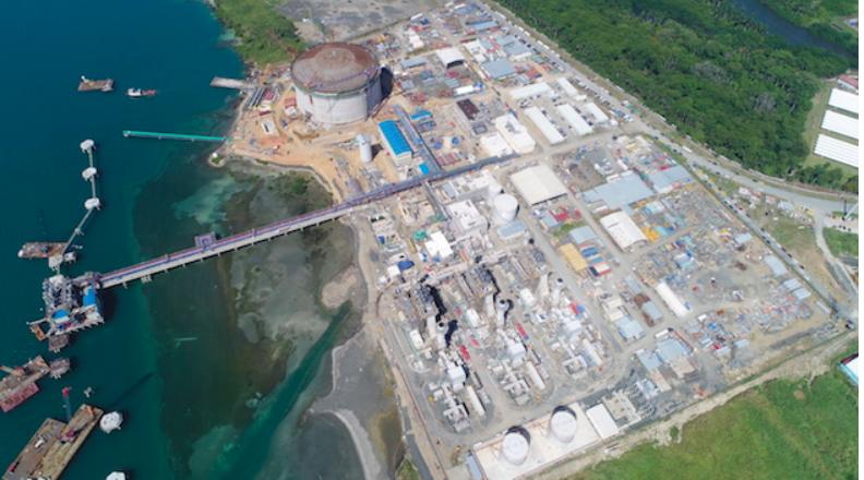 Panamá inaugurará primera planta de gas natural en Centroamérica
