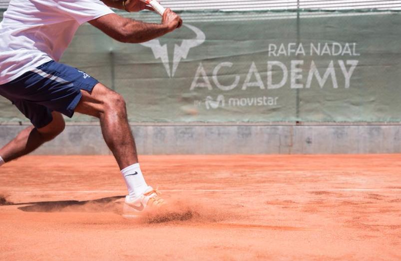 verano, campamentos, España, tenis