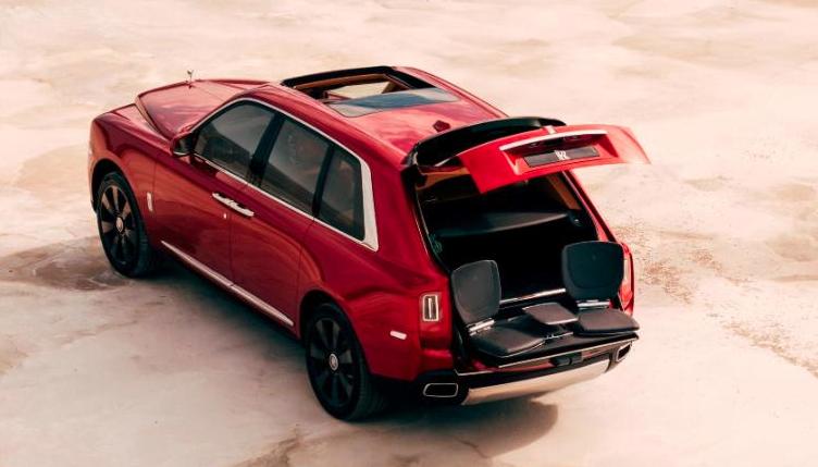 Rolls Royce, SUV, auto, lujo