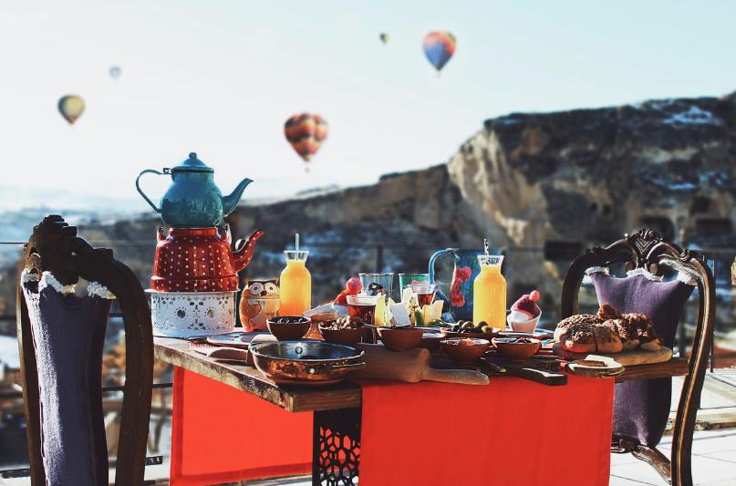 viaje, viajar, pareja, Urgup, Turquía