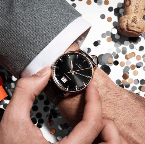 Mido, reloj, relojería