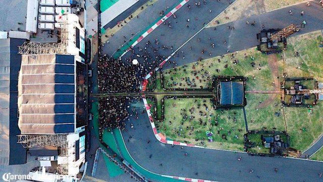 Escenario principal. Foto: Festival Corona Capital/Facebook.