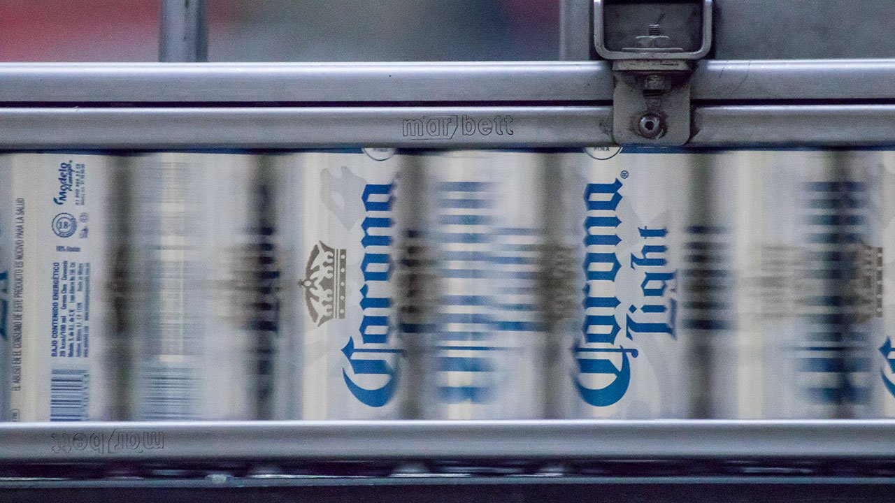 EU, el mayor consumidor de 'chela' mexicana para Constellation Brands