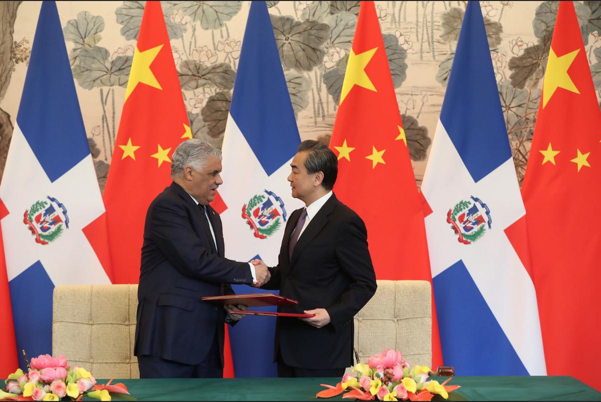 Estos tres sectores se beneficiarán con la relación RD-China