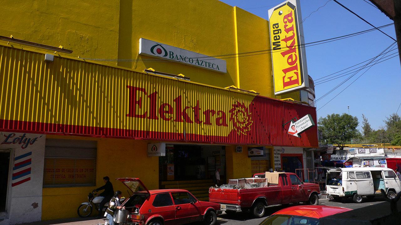 Elektra busca en el comercio electrónico su brazo fuerte