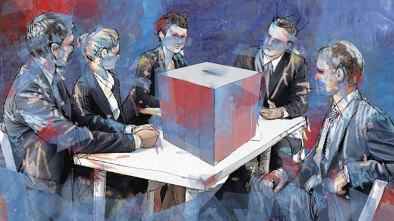 ESPECIAL DIGITAL | Cuando el sector privado hace política