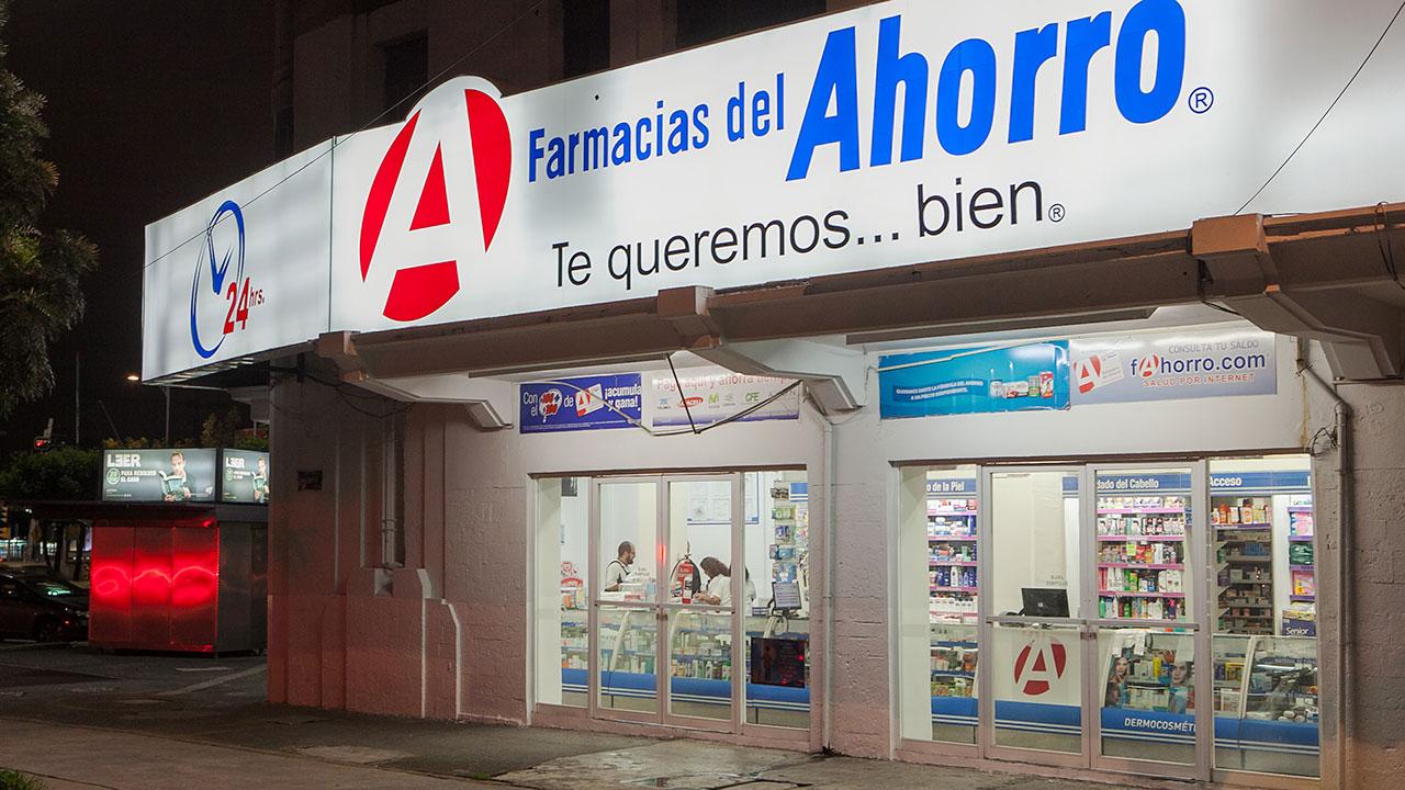 Farmacias del Ahorro va por 200 sucursales más