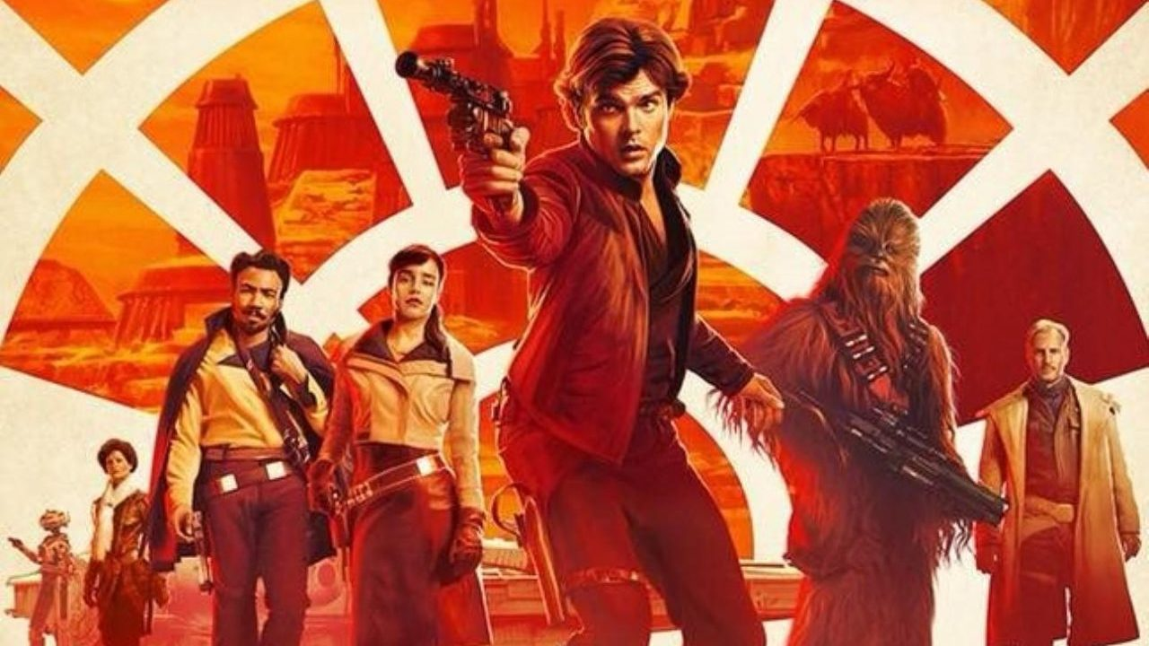 Película de 'Han Solo' sigue sin conquistar a los fans de Star Wars