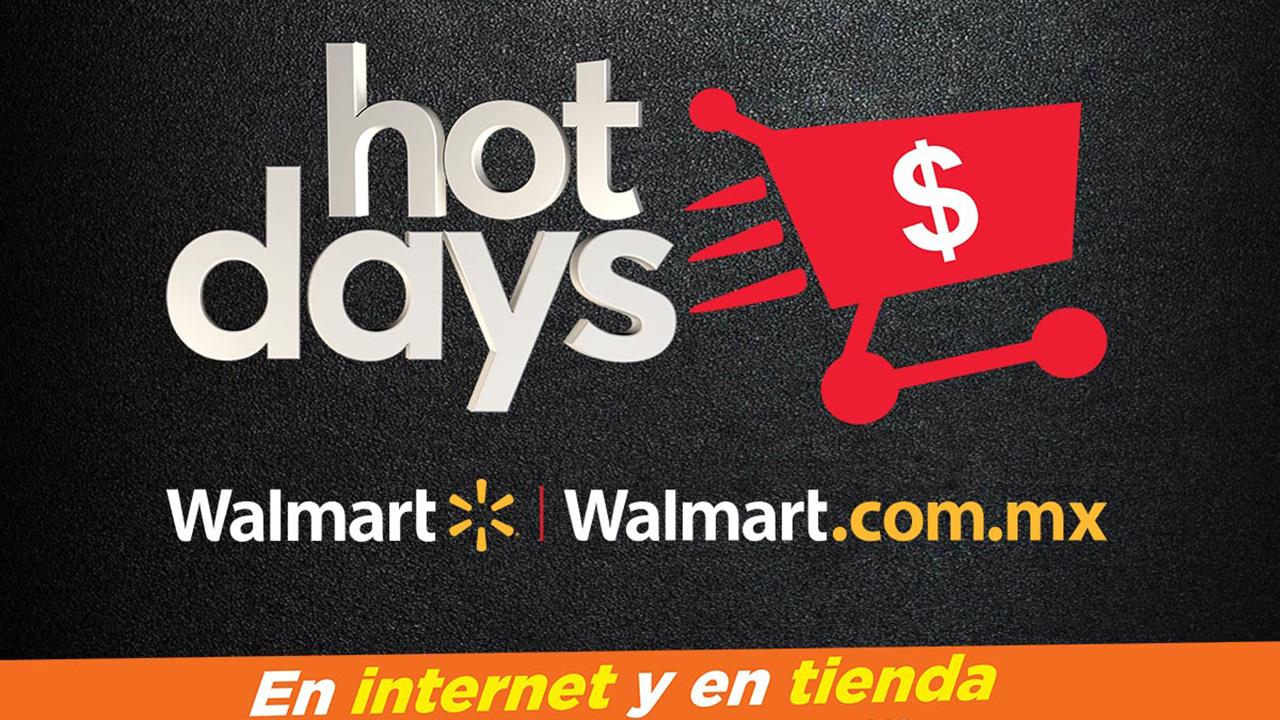 Compras inteligentes, oportunidades únicas: los Hot Days de Walmart