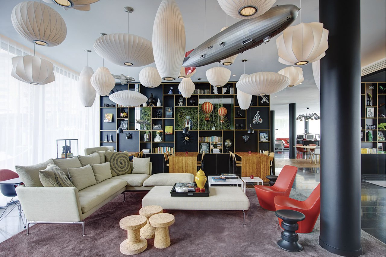 CitizenM, NY. (Foto: Small Luxury Hotels of the world).