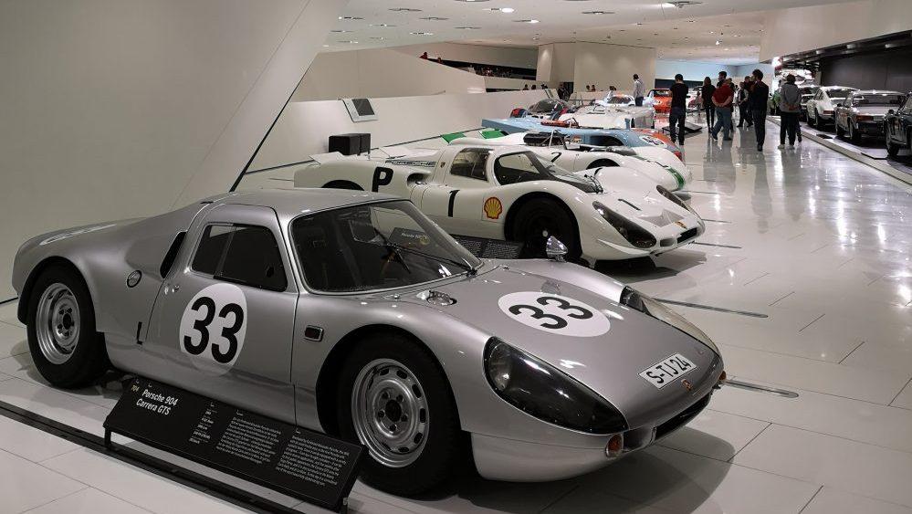 El Museo Porsche desde adentro: solo para fans del automovilismo
