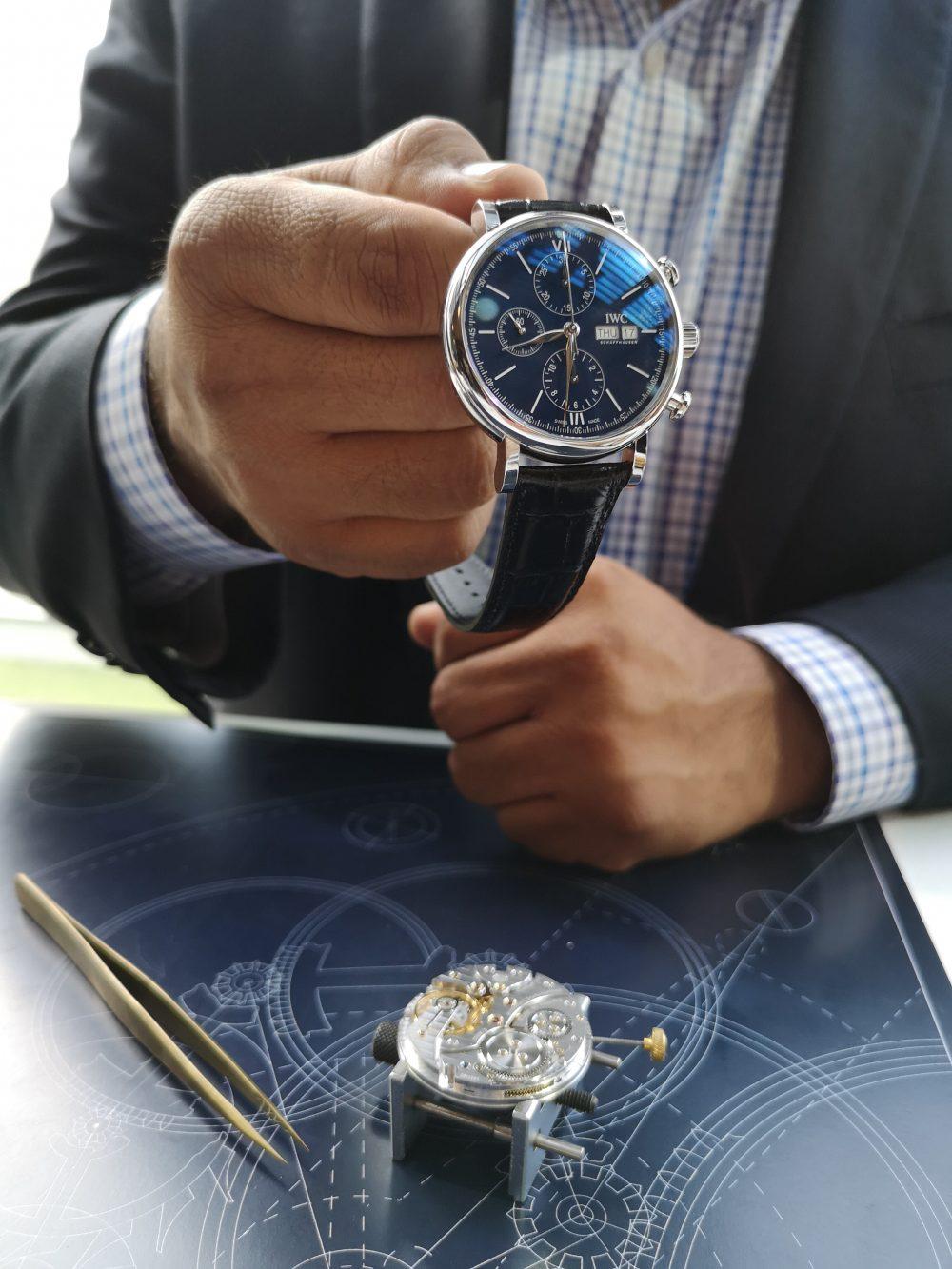 alta relojería suiza
