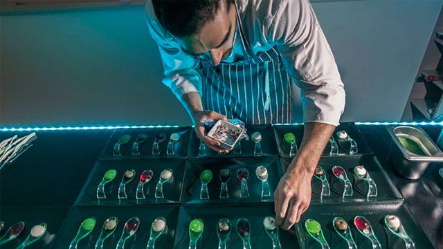 Jozef Youssef, cocina, gastronomía