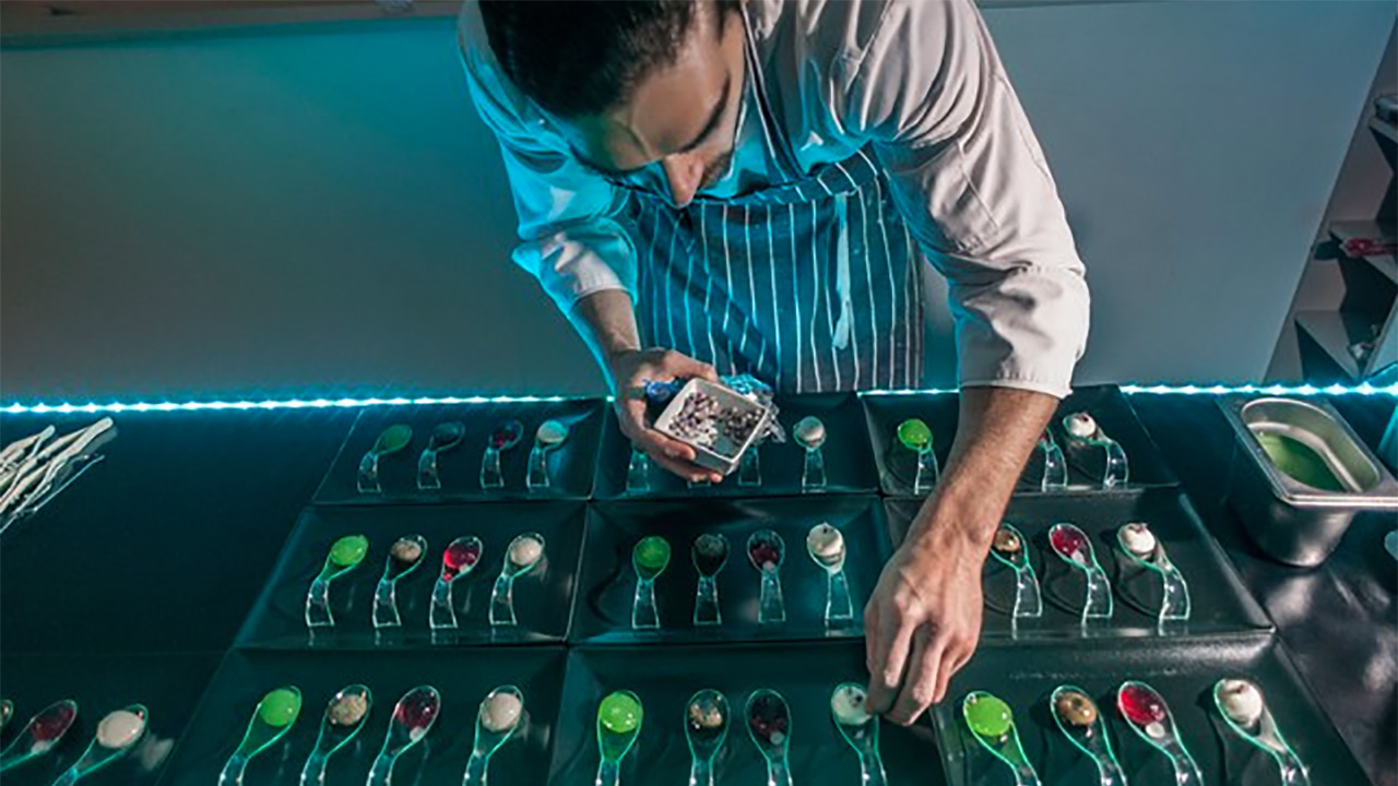 La sinestesia es un valor aplicado a la cocina: Jozef Youssef
